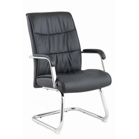 Кресло J 7094 на полозьях (экокожа)